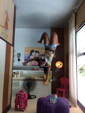 Voe falling